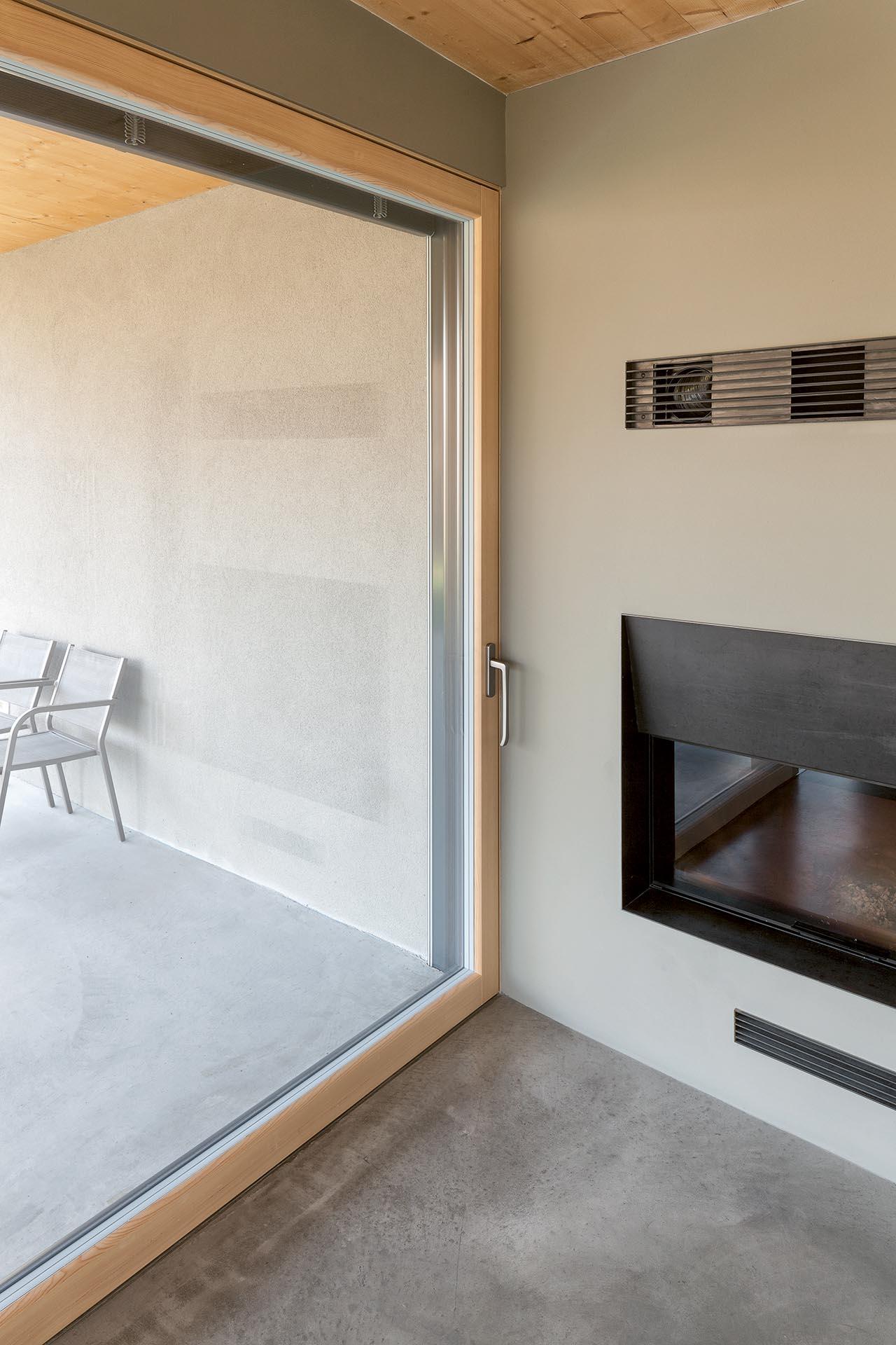 Villa v essepi for Dimensioni finestre velux nuova costruzione